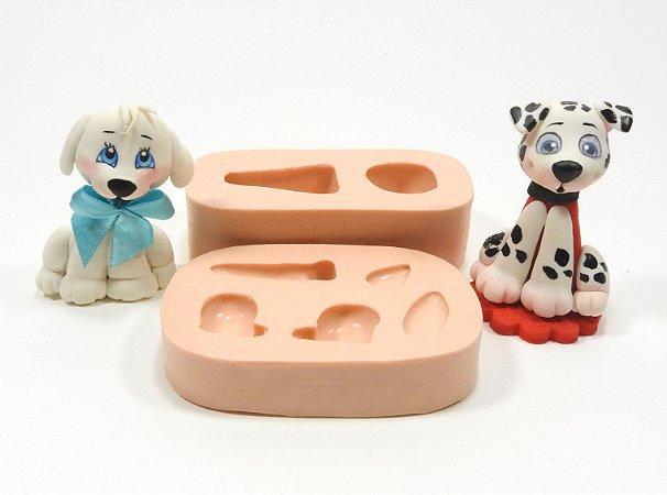 421 - Cachorro 3D