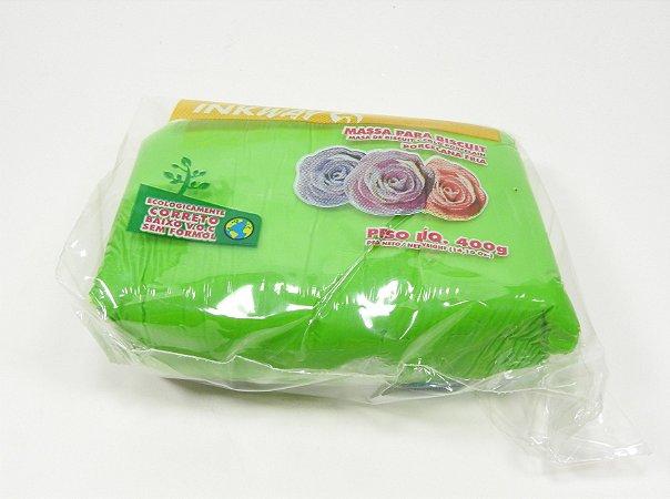 MASSA INKWAY - verde musgo - 400 gr.
