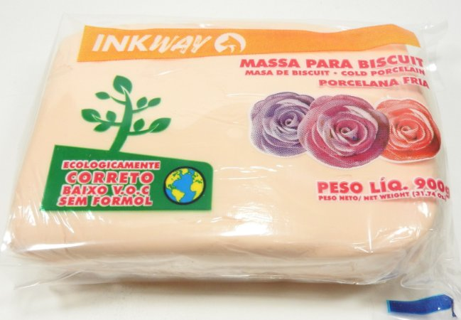 MASSA INKWAY - pele - 900 gr.