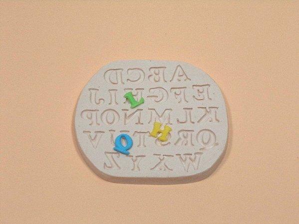 039 - Alfabeto pequeno