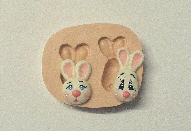 887 - 2 caras de coelhos pq.