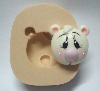 824 - Cara de Urso country médio