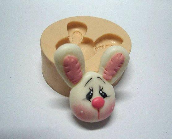 809 - Cara de coelho pequena