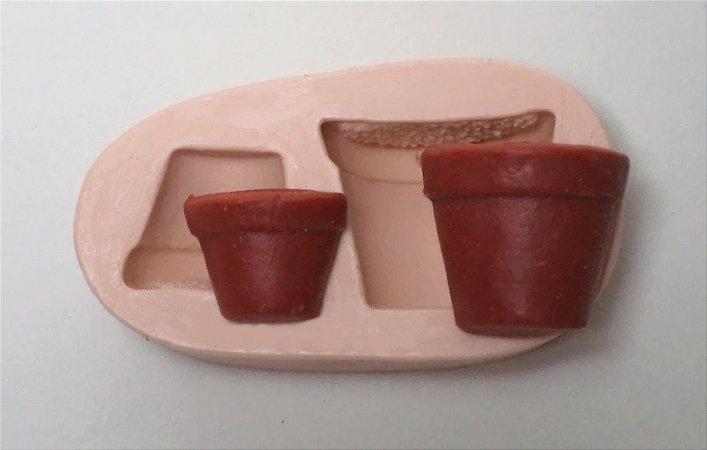 025 - Dois Vasos
