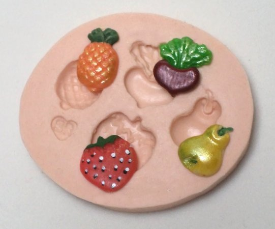 201 - Kit Frutas Mini 2