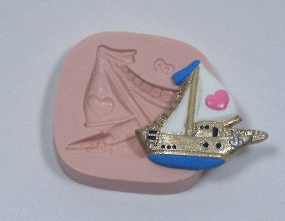 485 - Barco médio