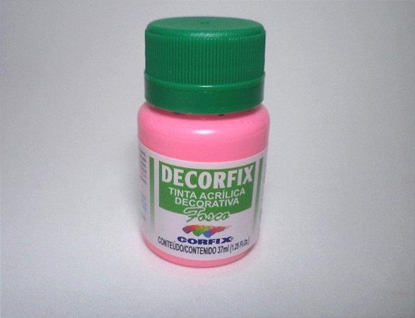 Tinta Acrílica DECORFIX - Fosca - 37 ml. - Tutti Frutti