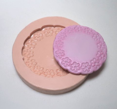374 - Forra Cupcake Flor
