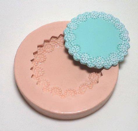 377 - Forra Cupcake Bolinha