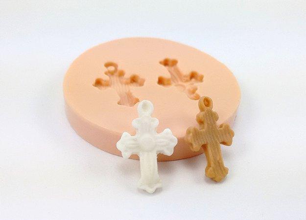 063 - 2 Crucifixos minis