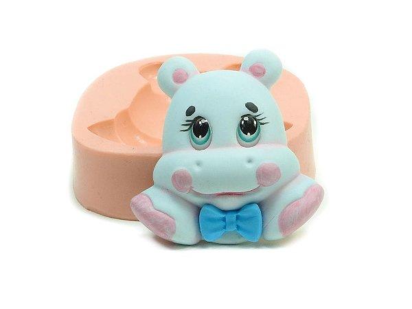 588 - Cara de Hipopótamo Baby