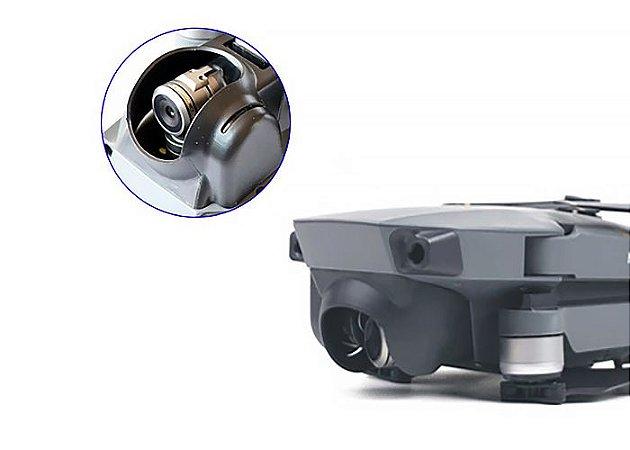 Protetor Anti-Reflexo para Câmera de Drone DJI Mavic Pro (preto e cinza)