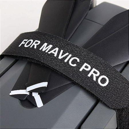 Cintas Trava Hélices para Drone DJI Mavic Pro (2 Peças)