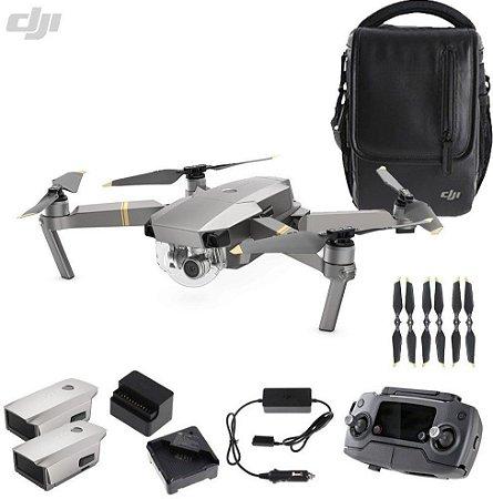 Drone DJI Mavic Pro Platinum Combo Fly More