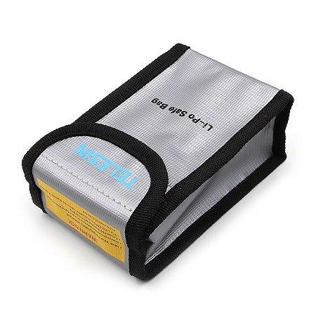 Bolsa Safe Bag Anti-Chamas para Bateria de Drone Phantom
