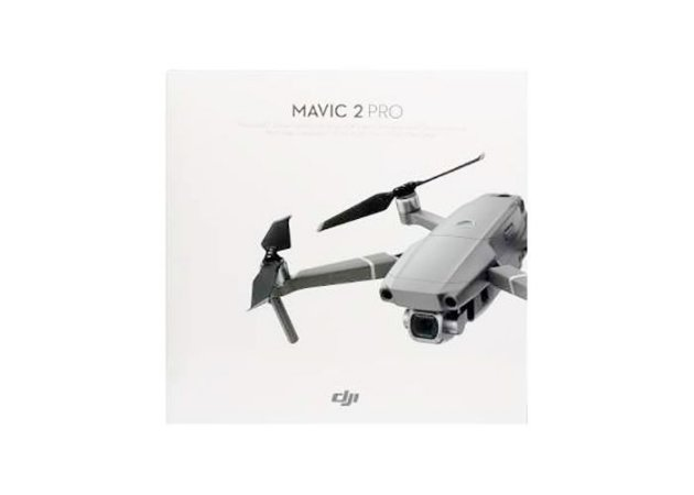 Drone DJI Mavic 2 Pro com ANATEL