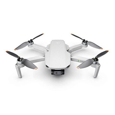Drone DJI Mini 2 Combo Fly More com ANATEL