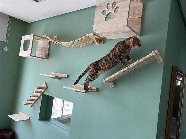 Kit Diversão - 8 peças - playground