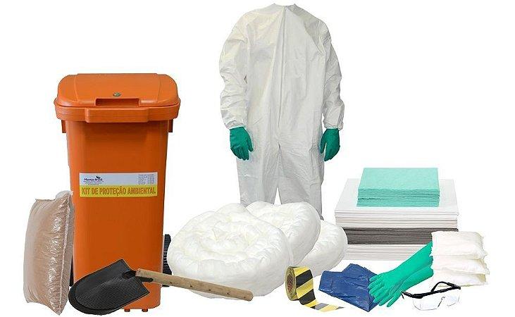 Kit Proteção Ambiental 120 litros – Linha Branca – Contêiner