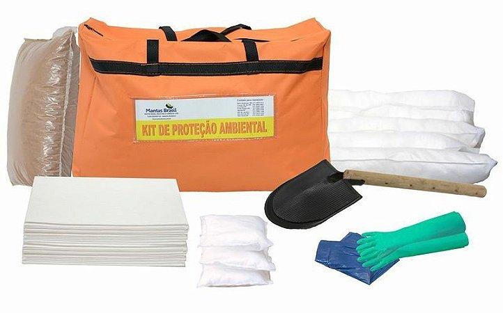 Kit Proteção Ambiental - Linha Branca 50  litros bolsa