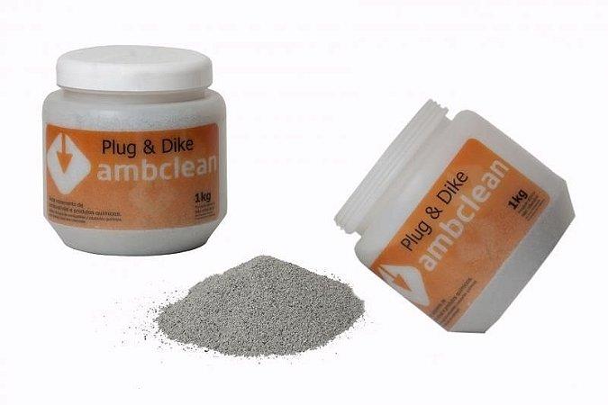 Plug & Dike - Massa para vedação