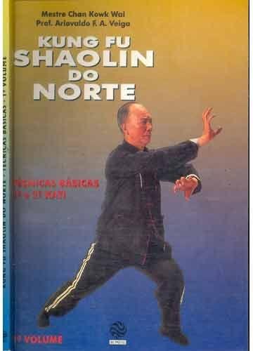 Livro: Kung Fu Shaolin do Norte