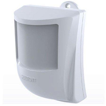Sensor Passivo Movimento Duplo Pir PET 45kg SPW 345 Sulton