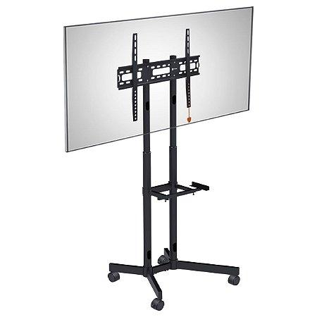 RACK PARA TV LCD/LED/PLASMA DE 32″ ATÉ 80″ COM SUPORTE PARA RECEPTOR – ST150