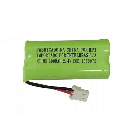 Bateria Telefone Intelbras Ts40 Ts60 Ts3110 Ts3130 TS 3113 2.4v 600mah