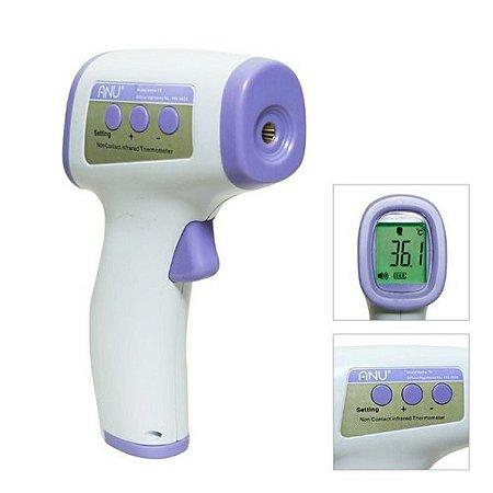 Termometro Digital Infravermelho Febre de Testa YRK 002A ANU