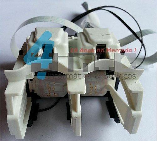 Carro Impressão HP Deskjet 1000 1055 2050 F2050 3050 CB760-60032
