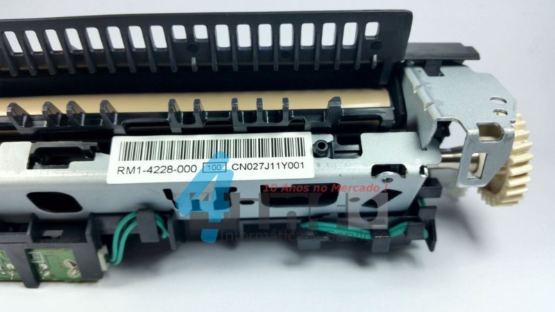 Fusor HP Laserjet P1505 M1120 M1522 RM1-4721 RM1-8072 Compatível Novo 110v
