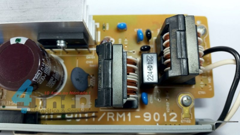 Fonte Baixa HP Laserjet Pro200 M251n M251nw M276 RM1-9012 RM19012
