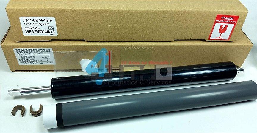 Kit Fusor OEM Película Pressor e Bucha P3015 RM1-6274