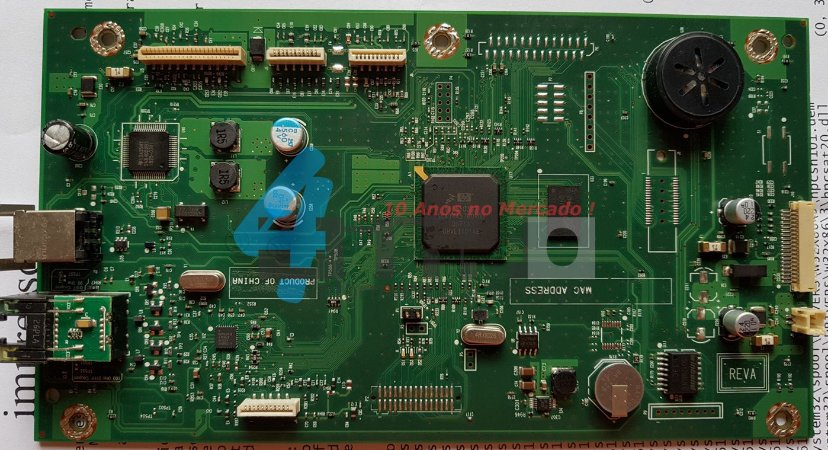 Placa Logica Formatter M1536 M1536dfn CE544-60001