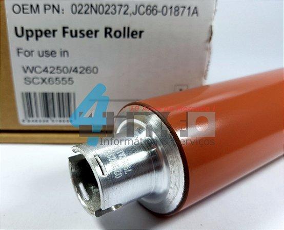 Rolo Fusor Oem Samsung SCX-6545 SCX-6555 JC66-01871A Xerox WC-4250 WC-4260 022n02372