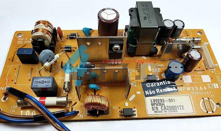 Placa Fonte Baixa Brother HL-5340 HL-5350 DCP-8080 DCP-8085 MFC-8890 LV0293-001 110v