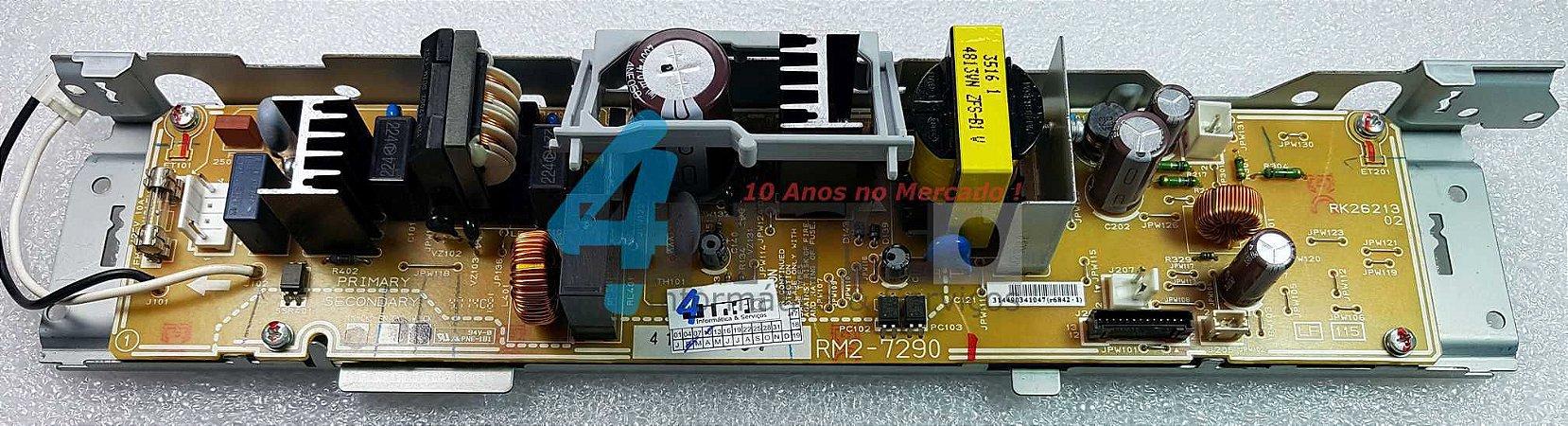 Placa Fonte HP LJ Pro M176 M177 110v LVPS RM2-7290