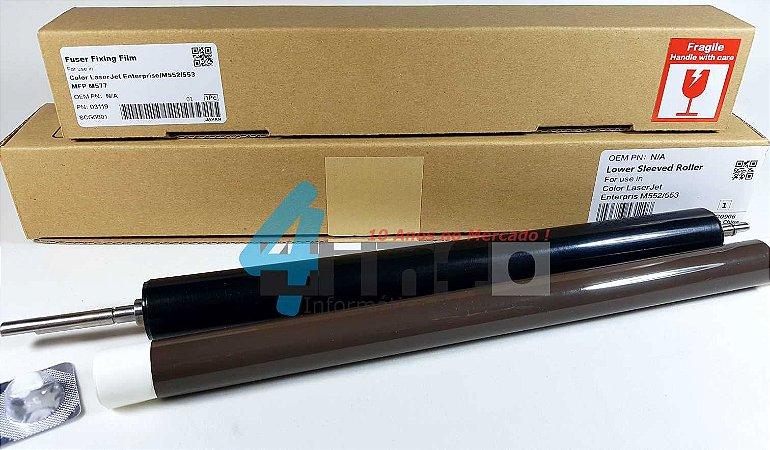Kit Reparo Fusor HP LJ Color M553 M552 M577 B5L35A Original OEM
