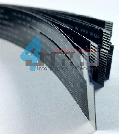 Kit Cabo Flat Painel + Adf + Scanner HP LJ M1536 1536 Novo