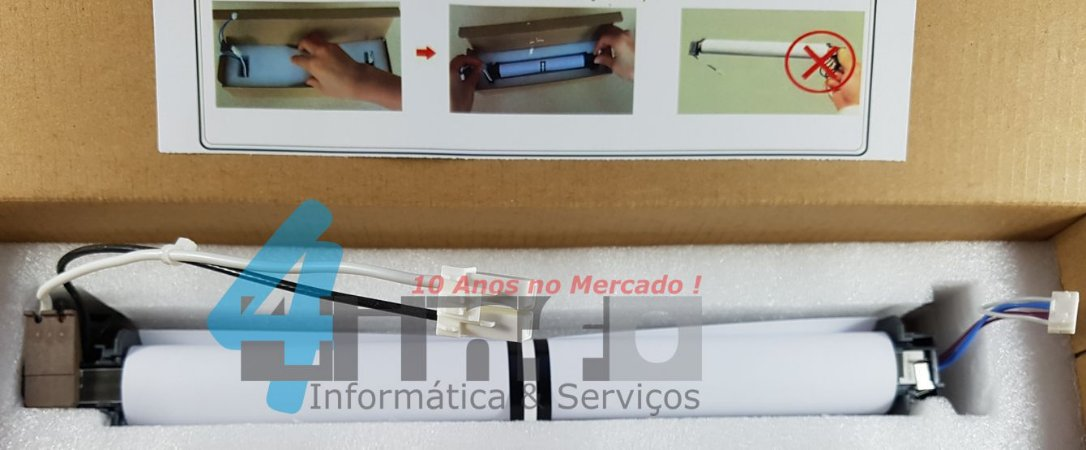 Resistencia Completa Fixing HP LJ P3015 P3015n P3015dn 110v RM1-6274
