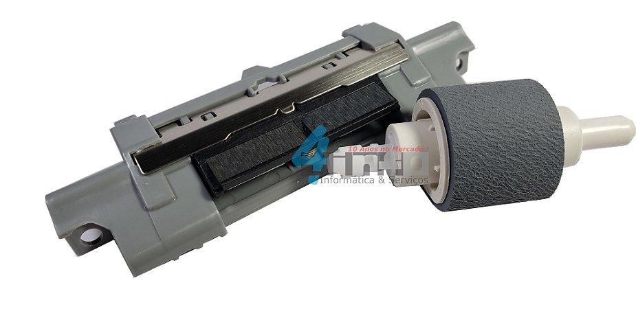 Kit Rolete + Separador Papel Original OEM HP LJ M401 M425 P2035n P2055dn B2 RM1-6414 RM1-6397