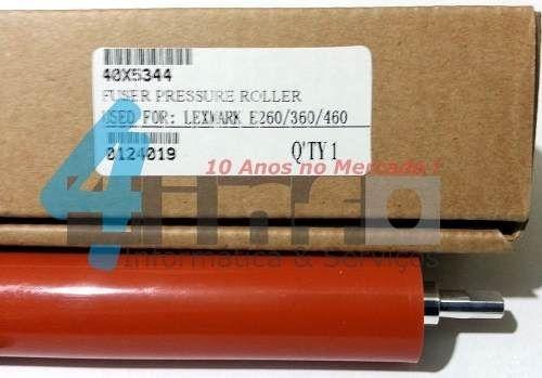 Rolo Pressor lexmark Optra E260 E360 E460 X264 X464 40X5344