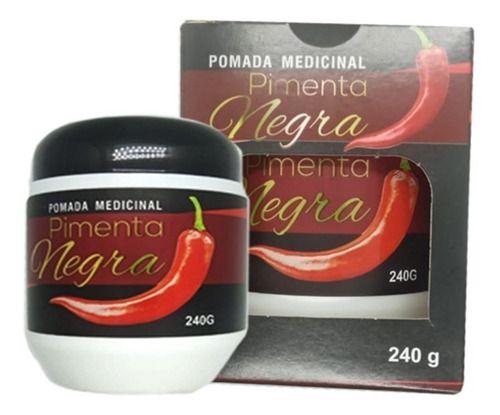 Gel Lipo Redutor Pimenta Negra Apinil 240g