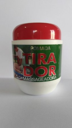 Pomada Massageadora TIRA DOR 250g