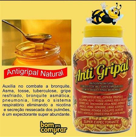Megamel Antigripal 450ml