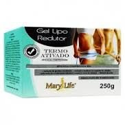 Gel Lipo Redutor 250g Mary Life Promoção
