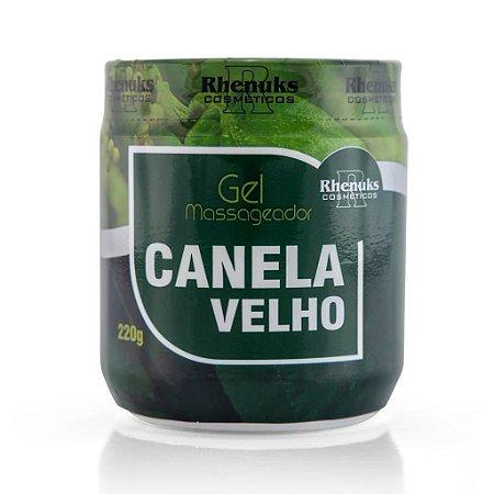 GEL CANELA DE VELHO RHENUKS 240g