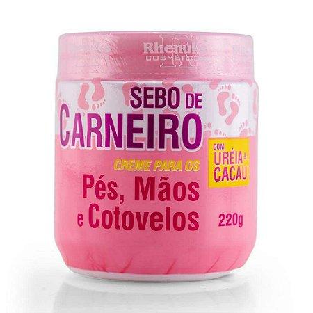 CREME SEBO DE CARNEIRO RHENUKS 240g