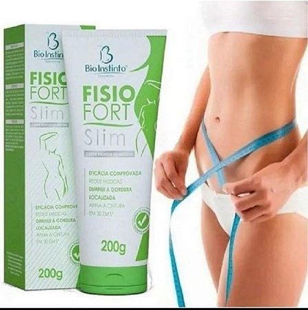 Fisiofort Slim Bio Instinto Kit com 04 unidades Revenda